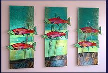 fish and sea critters / by Linda O'Reilly