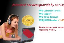 AVG client support