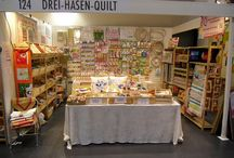 Messestand Patchwork & Quilting