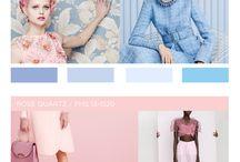 Pantone 2016 Serenity & Rose Quartz