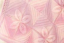 pletené prikrývky