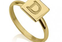 24k Gold Plated Rings