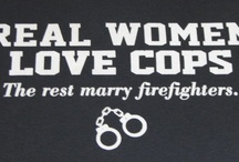 Cop wives <3 / by Jessica Heard
