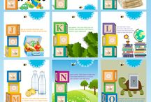 #ABCsofEarth Giveaway / Pin your favorite Earth-friendly green tip to one of your Pinterest boards and fill out this form to enter to WIN: http://www.lullabyearth.com/pages/abcs-of-earth-giveaway Giveaway ends on 4/24.