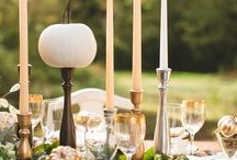 Thanksgiving Table Ideas / by Sullivan Vineyards