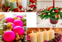 Holiday Decorations / by Jessica