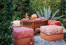 North African garden ideas