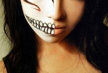 Trucco halloween/carnevale
