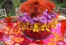 Wedding Centerpieces / Centerpieces are an important part of your wedding reception.  Since your guests will be sharing this space with you for quite a few hours, give them something beautiful and interesting to look at.  / by Weddings In Iowa