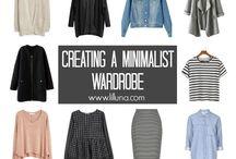 My Style - Minimalistic Wardrope