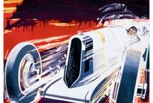 Affiches Grand Prix de Monaco