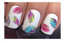 disegni unghie