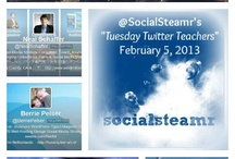Tuesday Twitter Teacher's