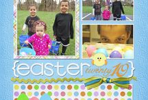 Layouts - Easter