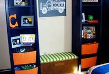 Colton's diy bedroom / by Amber Long