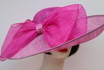 Hats Hats Hats / I love a great hat! / by Frances