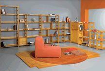 Séjour-Etagères abc meubles / Etagère et séjour abc meubles ! , par Abc Meubles
