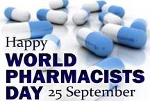 Happy World Pharmacists Day..!!