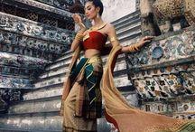 民族衣装 ❁ nations