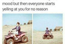 That's SOOOOO me..