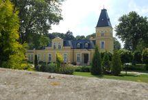 Lechlin - Pałac / Pałac w Lechlinie został wzniesiony na początku XIX wieku prawdopodobnie przez Józefa Gliszczyńskiego lub Piotra Dunina, który w 1840 roku dobudował kwadratową wieżę. W latach międzywojennych właścicielem majątku był Tadeusz Goetzendorf-Grabowski, który walczył w powstaniu wielkopolskim przeciwko Niemcom. W czasie II wojny światowej majątek przejęli Niemcy, najpierw Zafost, a później Bubek. Obecnie pięknie odremontowany pałac znajduje się w prywatnych rękach.