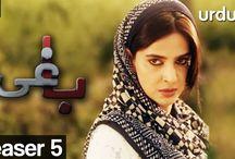 """Watch Urdu1 Famous Drama """"Baaghi"""" in Pakistan"""