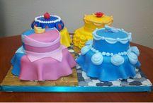 My princesses Bday Ideas / by Phanny CChan