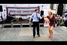 BOOGIE WOOGIE DANCE. / Boogie woogie, rock'n'roll, shag, Lindy hop .....my favorite dances...