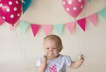 Amalia's 1st Birthday