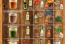 Salad dressings / Homemade dressings