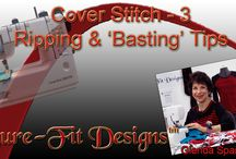 Cover Stitch Machine: How-to Videos