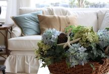 Living Room Design Ideas / by Sally Morrison