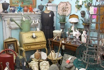 Antique booth / by Cindy Buckley