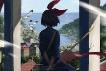 ...Disney movies touch the heart, but Studio Ghibli films touch the soul...