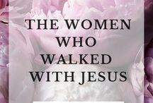 Encouragement From Women in the Bible