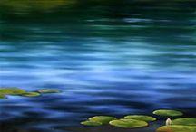 dipinti d'arte paesaggi
