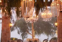 Bryllup tema og lokale
