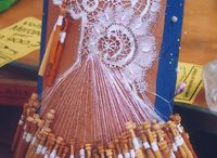 Lacemaking / by Paula De Rutherford