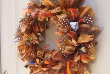 Thanksgiving / Home decor for thanksgiving / by Samantha Sommers