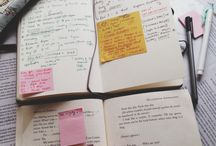 Books, stationary etc ❤️