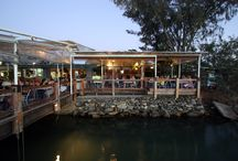 on the inlet restaurant