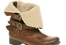 Xmas boot frenzy / by Carolyn Brooks