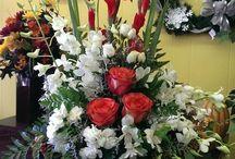 Fresh Flowers Arranged by Bartlett Florist
