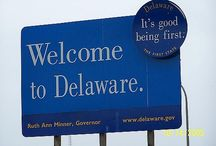 Delaware, Home on the Atlantic Coast / by Cheryl Nash