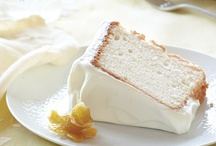 Angel food and chiffon cakes / by Labna