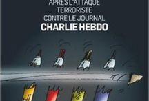 Charlie /  Charlie Hebdo et la liberté d'expression