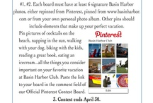 Official Pinterest Contest Board / Pin it to win it!