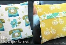 cushions pillow tutorial