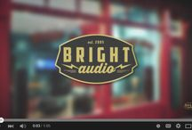 Bright Audio Videos / Watch YouTube videos produced and filmed by BrightAudio.com. Audio product feature videos, tutorials, and reviews.