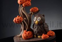 Chocolate molds for Halloween - Decosil - Stampi per Halloween / Halloween chocolate molds and 3d Halloween chocolate molds. www.decosil.eu - Stampi per creare sculture di cioccolato in tema Halloween www.decosil.it #шоколад #チョコレート #Schokolade